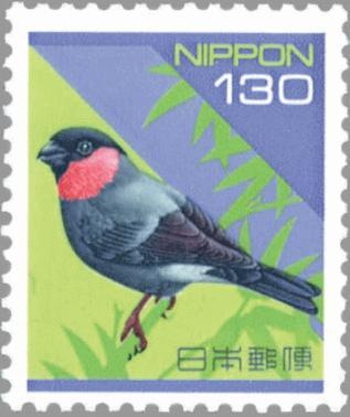 旧・普通切手130円シート(1シート100枚構成)