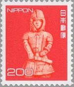 普通切手シート(2014/3/31で発売終了した絵柄) 額面200円(埴輪)(100枚1シート)