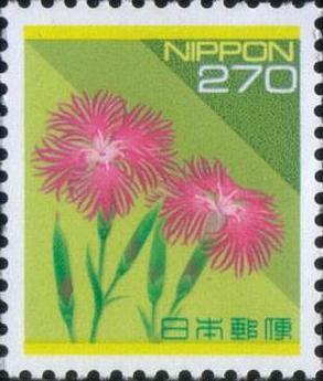 旧・普通切手270円シート(1シート100枚構成)