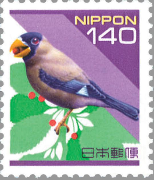 旧・普通切手140円シート(1シート100枚構成)