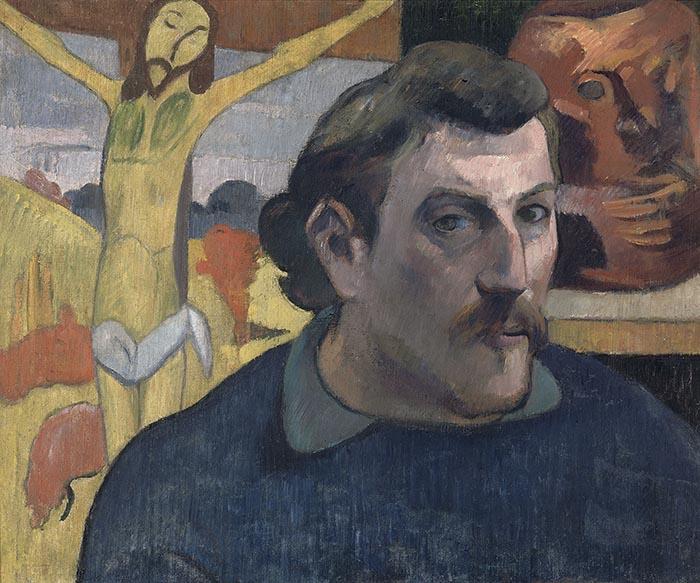 Gauguin Paul (1848-1903). Paris, mus馥 d'Orsay. RF1994-2.