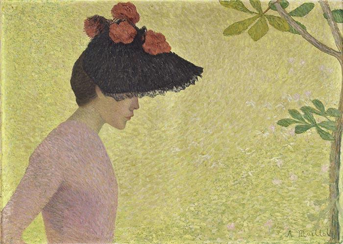 Maillol Aristide (1861-1944). Paris, mus馥 d'Orsay. AM3442.
