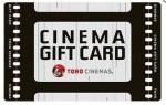 TOHOシネマズギフトカード(東宝シネマズ)3,000円券
