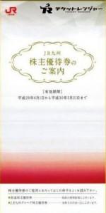 JR九州 株主優待冊子(未使用)