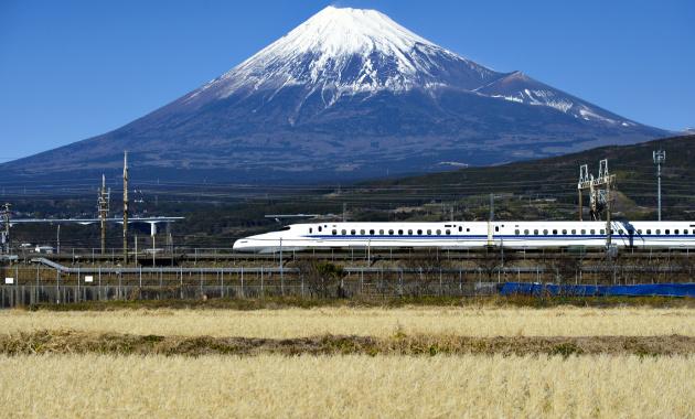 モバイルルーターは新幹線や電車の中で使える
