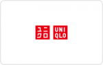 ユニクロ(UNIQLO)ギフトカード 3000円券