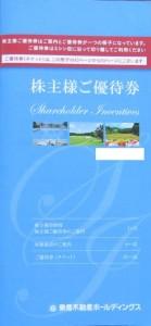 東急不動産ホールディングス株主優待券 冊子 5枚綴り(株主優待カードは除く)