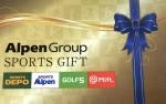 アルペングループ スポーツギフト 3000円券