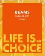 BEAMS CATALOG GIFT Orange(オレンジ)3,800円相当