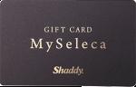 マイセレカギフトカード 5,000円券