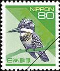 旧・普通切手80円シート(1シート100枚構成)