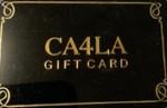 カシラ CA4LA ギフトカード 10,000円券